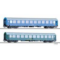 Tillig 70034 Személykocsi szett Y/B 70, Balt-Orient-Express 4, CSD/CFR IV