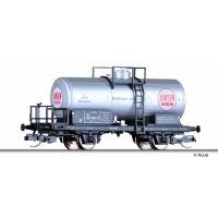 Tillig 95837 Tartálykocsi Ze Jansen Benzin DSB III