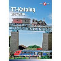Tillig 09594 TT-s Katalógus 2017/2018