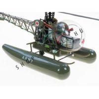 Twister bell 47 Army úszótalp