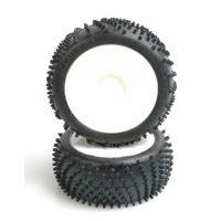 U6722 Spiral 1/8-as, sárga , felnire ragasztott 1 pár gumi