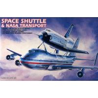 1/288 SHUTTLE & 747 CARRIER