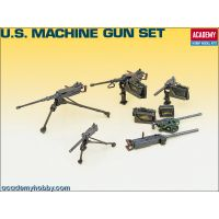 1/35 U.S. MACHINE GUN SET