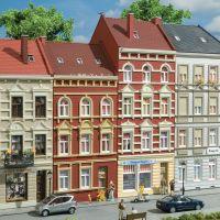 Auhagen 11417 Városi házak, Schmidtstrasse 27/29
