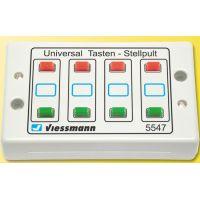 Viessmann 5547 Universal Tasten-Stellpult