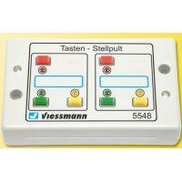 Viessmann 5548 Tasten-Stellpult,rueckmeldef.
