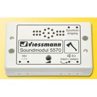 Viessmann 5570 Soundmodul Holzhacker