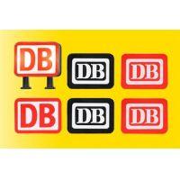 Viessmann 5875 DB logók LED-es világítással N