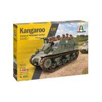 6551s Italeri Kangaroo Páncélozott csapatszállító 1:35