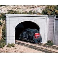 WoodlandC1256Beton alagútbejárat, kétsínes, (gipsz)