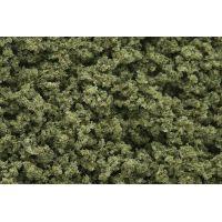 Woodland FC134 Szóróanyag, lombozat, aljnövényzet, olajzöld, szivacsos