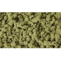 WoodlandFC1644Szóróanyag bokorhoz, aljnövényzethez (lombozat), olajzöld, szivacsos