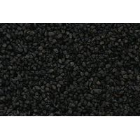 Woodlands B90 Zúzalék, fekete, durva szemcséjű
