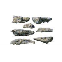 Woodlands C1233 Rock Mold sziklaöntő-forma, 'Embankment'