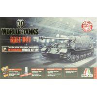Italeri 37501 World of Tanks: Ferdinand