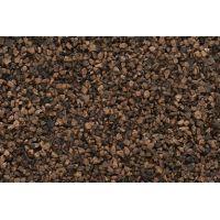 Woodlands B78 Zúzalék, sötétbarna, közepes szemcséjű