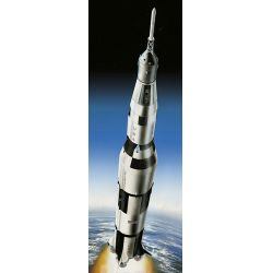 03704 REVELL Saturn V rakéta ( Apollo 11) 1:96