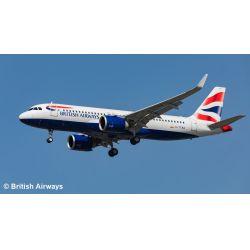 Revell 03840 Airbus A320 neo British Airways