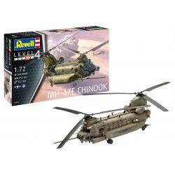 Revell 63876 Model Set MH-47 Chinook