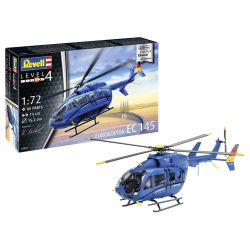 """Revell 63877 Model Set Eurocopter EC 145 """"Builder's Choice"""