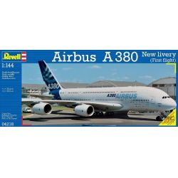 Revell 04218 Airbus A380 New livery
