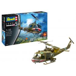 Revell 04960 Bell UH-1C
