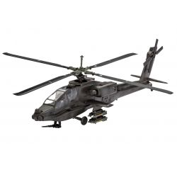 Revell 64985 Model Set AH-64A Apache