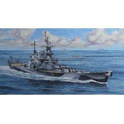 REVELL 05128 Missouri csatahajó 1/1200