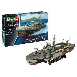 Revell 05165 Patrol Torpedo Boat PT-588/PT-579