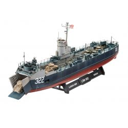 Revell 05169 US Navy Landing Ship Medium (Bofors 40 mm gun)