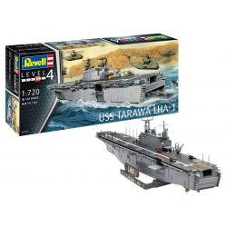 Revell 05170 Assault Ship USS Tarawa LHA-1