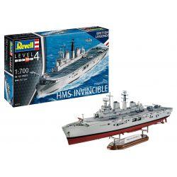 Revell 05172 HMS Invincible (Falkland War)