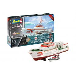 Revell 05198 Search & Rescue Vessel HERMANN MARWEDE