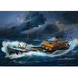 REVELL 05204 Tengeri halászhajó