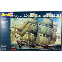 Revell 05406 USS United States frigate