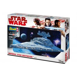 Revell 06719 SW Imperial Star Destroyer 1:2700