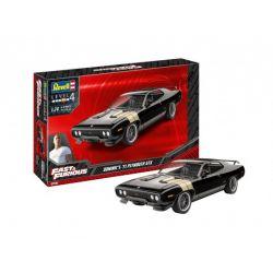 Revell 07692 Halálos Iramban Dominic Toretto 1971 Plymouth GTX