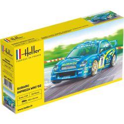 Heller 80199 Subaru Impreza WRC '02