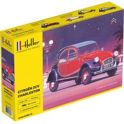 Heller 80766 Citroen 2CV Charleston