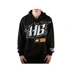 HPI-HB RACE kapucnis felső M