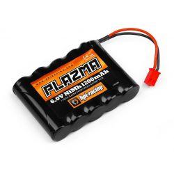 HPI 110203 Plazma 6.0V 1200mAh Ni-mH Micro akkupack