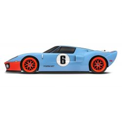 HPI 120098 RS4 SPORT 3 FLUX FORD GT HERITAGE EDITION