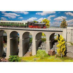 Faller 120465 Kétvágányú viadukt, egyenes