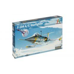 Italeri 1359 F-104A/C STARFIGHTER