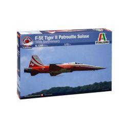 Italeri 1395 F-5E TIGER II PATROUILLE SUISSE 50th Anniversary