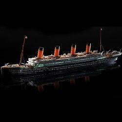 Academy 14220 RMS Titanic 1:700 ( LED szettel )