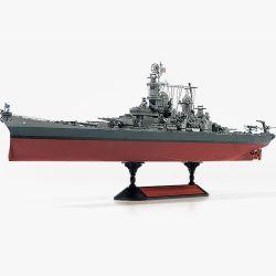 Academy 14223 1/700 USS Missiouri BB-63 (Modeler's Edition)