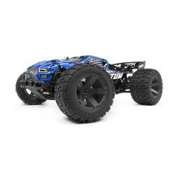 MAVERICK 150105 Quantum XT 1/10 4WD Stadium Truck - Blue