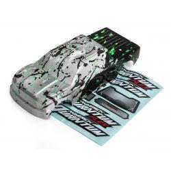 MAVERICK 150174 Quantum MT karosszéria (ezüst/zöld)