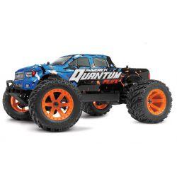 150202 Maverick Quantum MT Flux 80A 1/10 4WD Truck - Kék